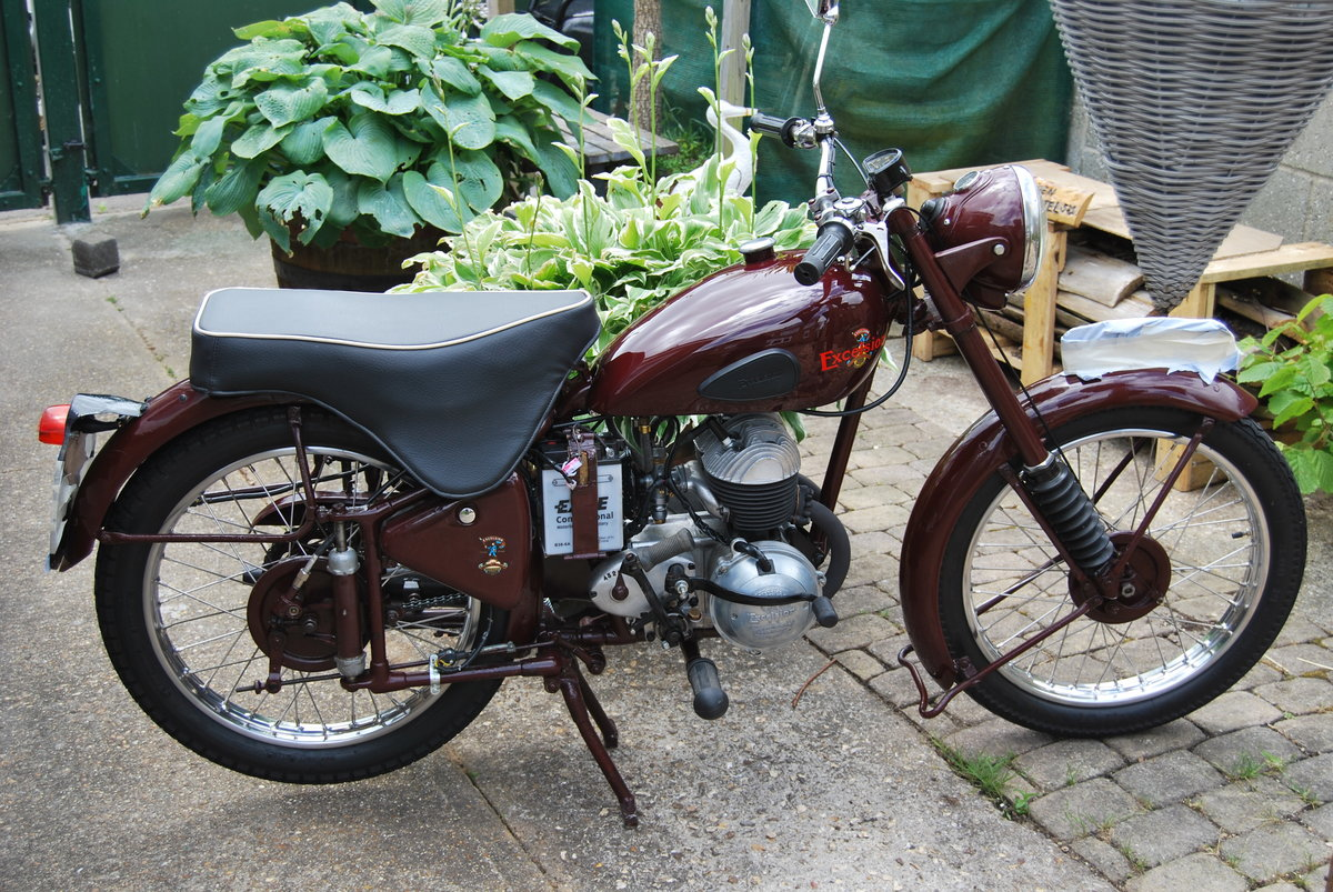 1952 Excelsior Talisman Twin,  TT1 For Sale (picture 1 of 6)