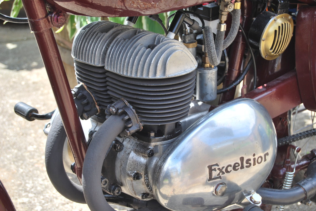 1952 Excelsior Talisman Twin,  TT1 For Sale (picture 3 of 6)