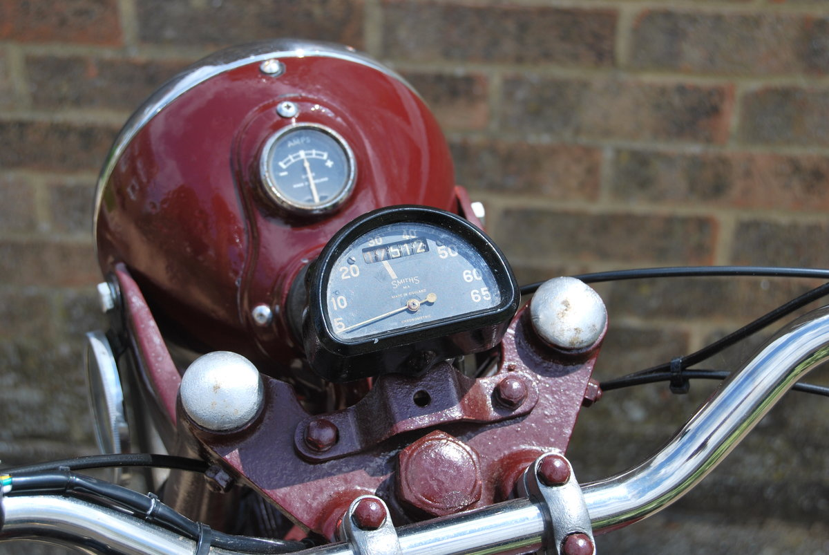 1952 Excelsior Talisman Twin,  TT1 For Sale (picture 4 of 6)