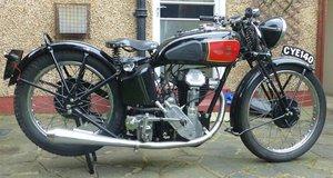 1935  EXCELSIOR 350CC MANXMAN (LOT 364)