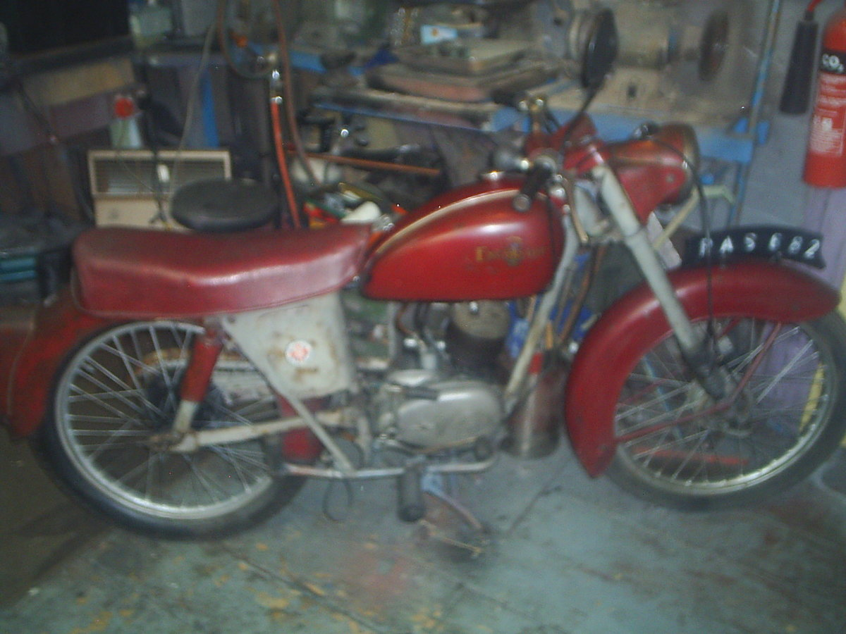 1960 excelsior consort For Sale (picture 1 of 4)