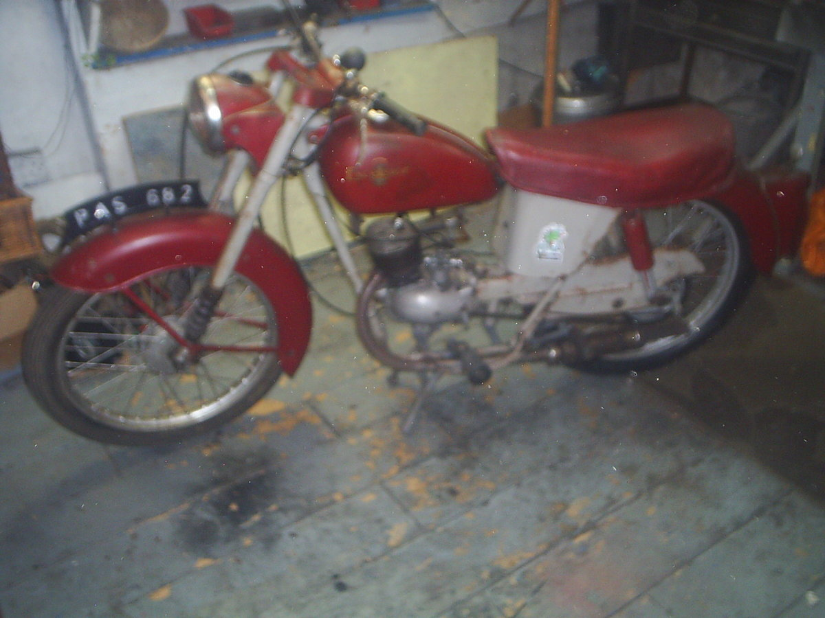 1960 excelsior consort For Sale (picture 2 of 4)