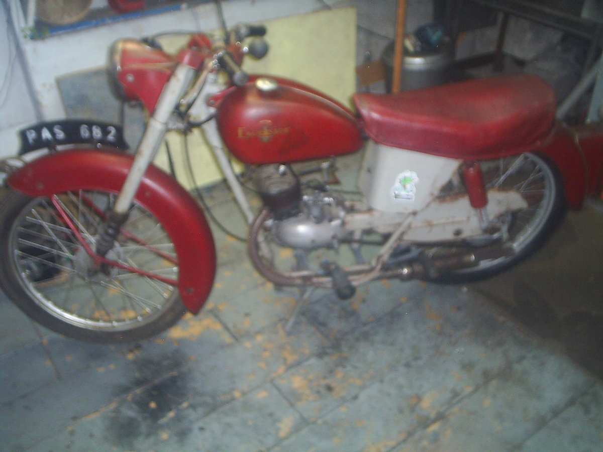1960 excelsior consort For Sale (picture 3 of 4)