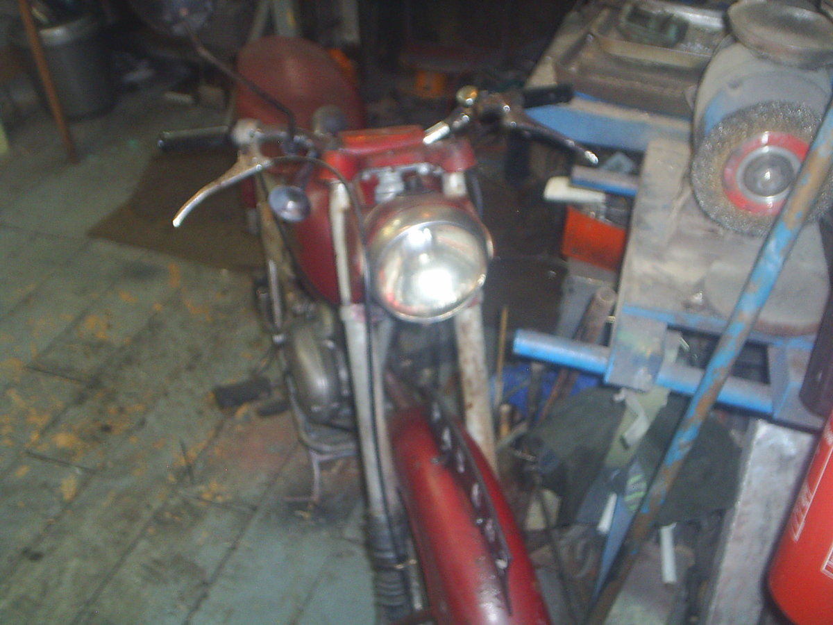 1960 excelsior consort For Sale (picture 4 of 4)