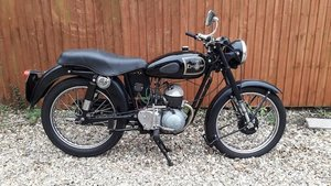 1955 EXCELSIOR 243CC TALISMAN TWIN (LOT 425)
