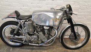 1948 ONE OFF EXCELSIOR 250 MANXMAN with TT PROVENANCE