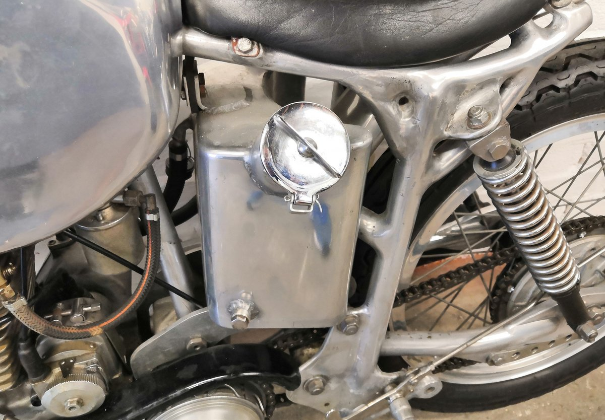 1948 ONE OFF EXCELSIOR 250 MANXMAN with TT PROVENANCE For Sale (picture 5 of 6)
