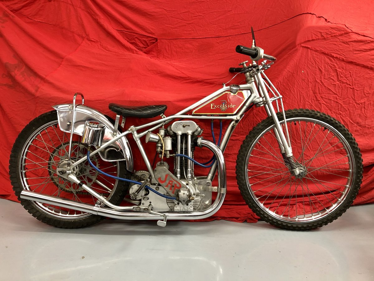 1947 Excelsior Mk1 Speedway motorcycle For Sale (picture 1 of 1)