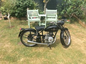 Picture of 1954 Excelsior Condex 125cc D12