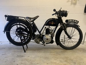 Picture of 1923 Excelsior 3 Speed Ladies Model
