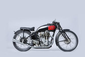 Picture of 1938 Excelsior 250cc Four-valve Radial Manxman Racing Motorcycle  For Sale by Auction