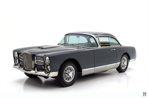 1958 FACEL VEGA FV-4 COUPE SOLD (picture 1 of 6)