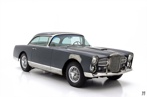 1958 FACEL VEGA FV-4 COUPE SOLD (picture 2 of 6)