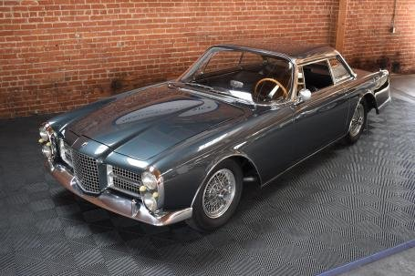1962 Facel Vega Facel II = Rare 1 of 180 made Grey $345k For Sale (picture 1 of 6)