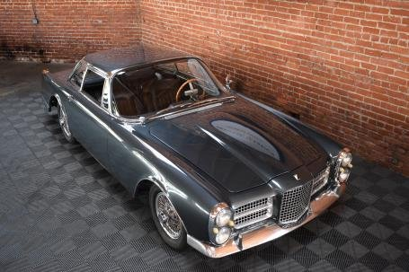 1962 Facel Vega Facel II = Rare 1 of 180 made Grey $345k For Sale (picture 2 of 6)