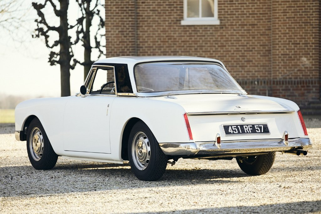 Facel Vega Facellia 1960 'Factory experimental test car' For Sale (picture 3 of 6)