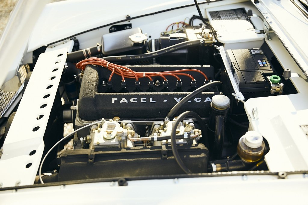 Facel Vega Facellia 1960 'Factory experimental test car' For Sale (picture 6 of 6)