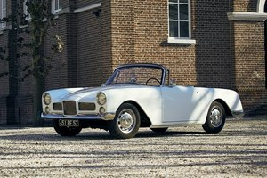 1960 Facel Vega Facellia  'Factory experimental test car'