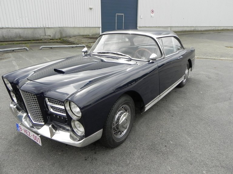 1961 Facel Vega FV3B For Sale (picture 1 of 6)