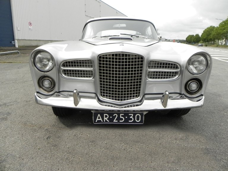 1961 Facel Vega Hk 500 For Sale (picture 4 of 6)