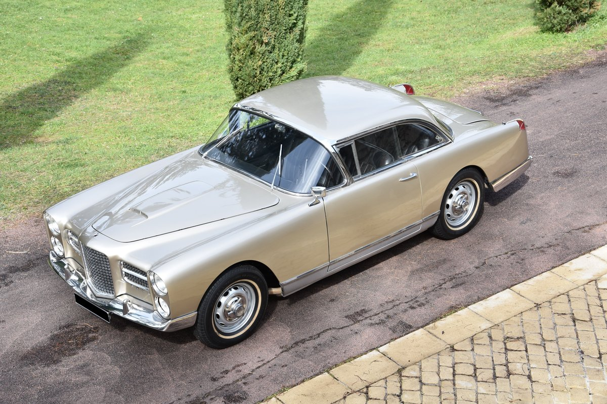 1959 Facel Vega HK 500 For Sale by Auction (picture 1 of 6)