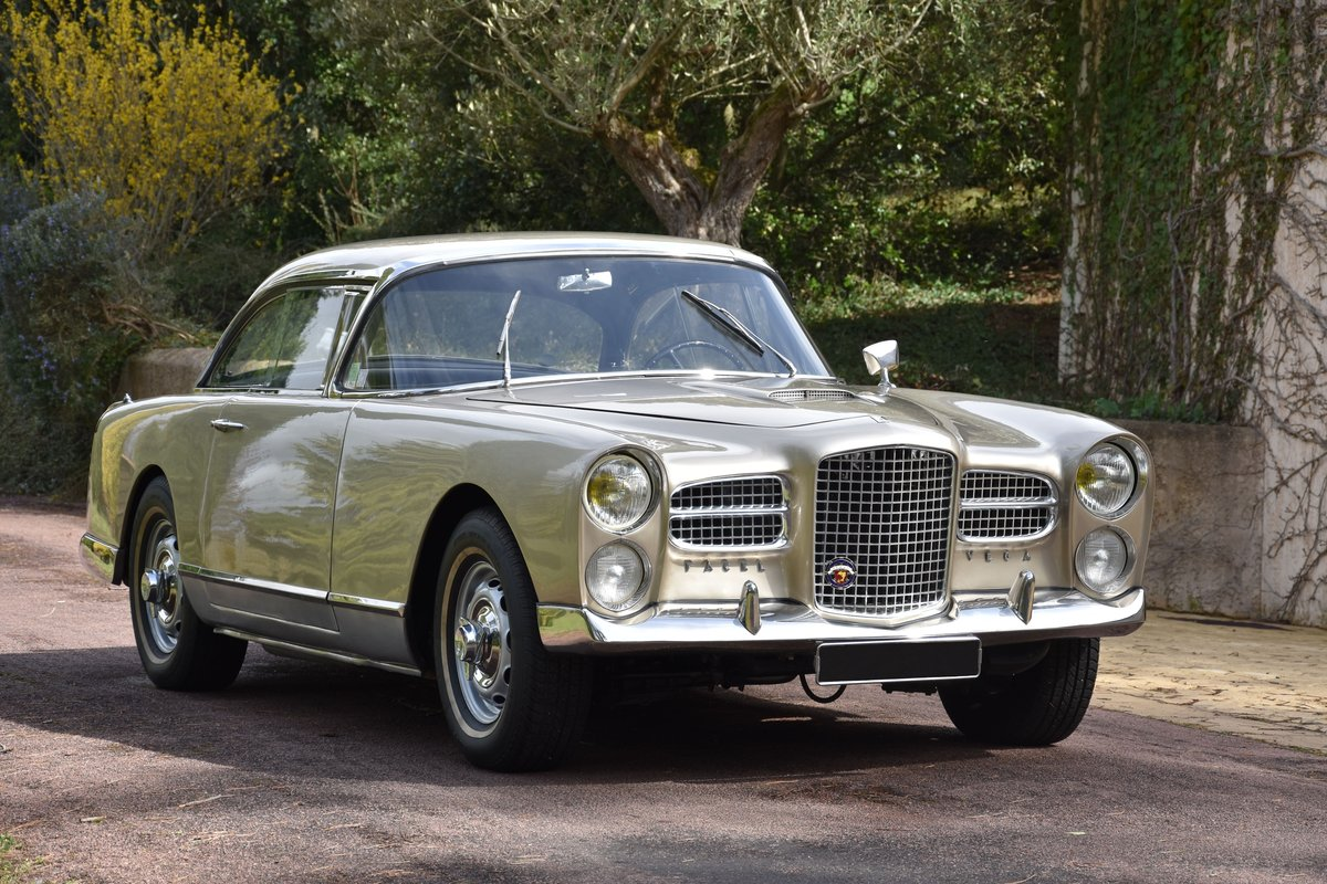 1959 Facel Vega HK 500 For Sale by Auction (picture 4 of 6)