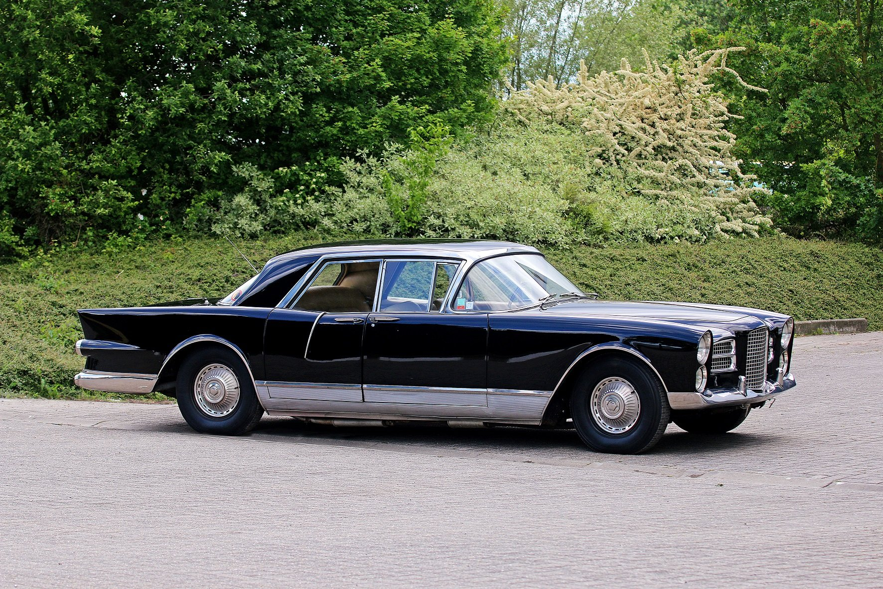 1960 - Facel Vega Excellence For Sale by Auction (picture 1 of 5)