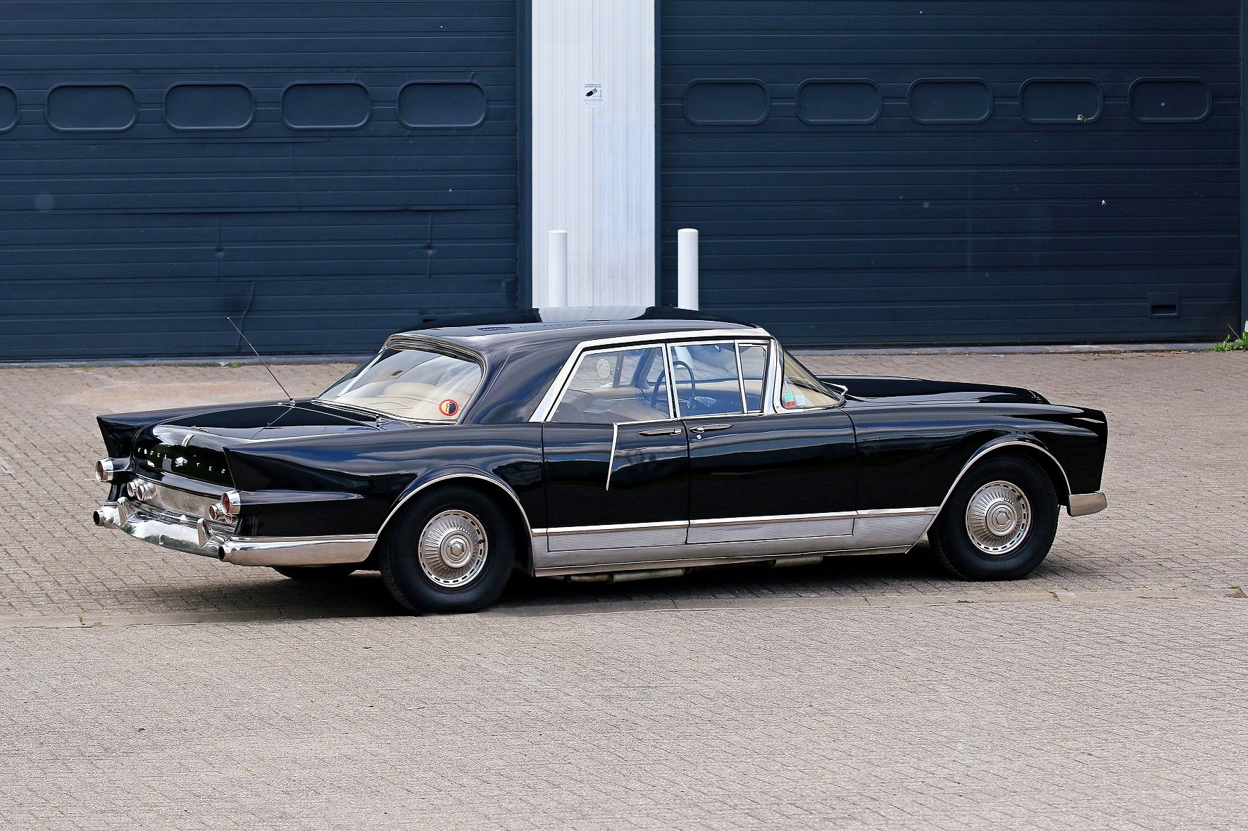 1960 - Facel Vega Excellence For Sale by Auction (picture 2 of 5)