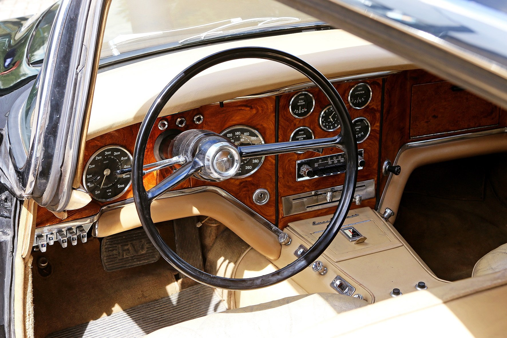 1960 - Facel Vega Excellence For Sale by Auction (picture 4 of 5)
