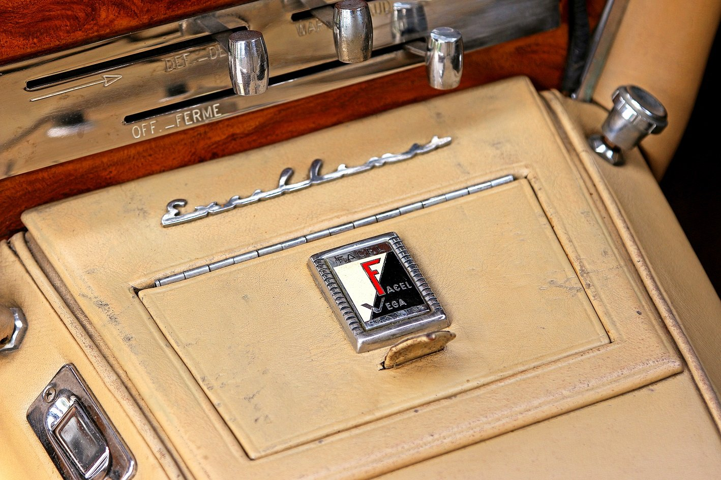 1960 - Facel Vega Excellence For Sale by Auction (picture 5 of 5)