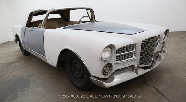 1958 Facel Vega Excellence For Sale (picture 1 of 6)
