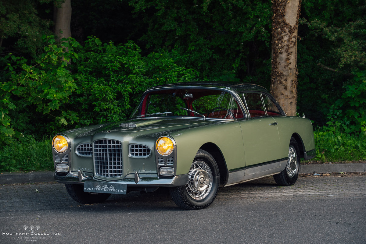 1956 FACEL VEGA FV2B SERIES I, 1 of 74 examples built For Sale (picture 2 of 6)
