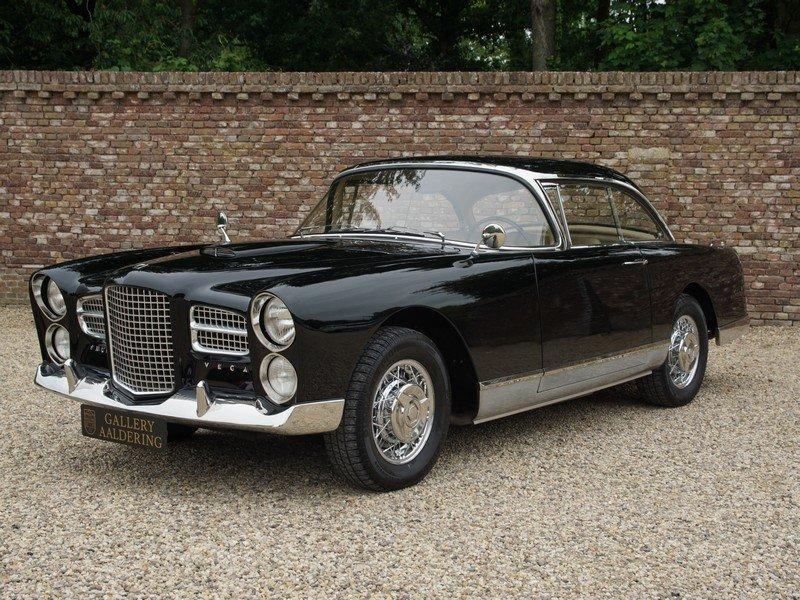 1957 Facel Vega FV3 Fully restored For Sale (picture 1 of 4)