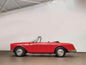 1961 Facel Vega F2 Facellia Cabriolet