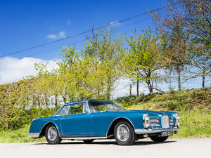 1963 FACEL VEGA FACEL II COUPÉ For Sale by Auction
