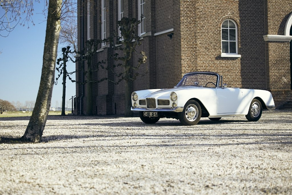 Facel Vega Facellia 1960 'Factory experimental test car' For Sale (picture 1 of 6)