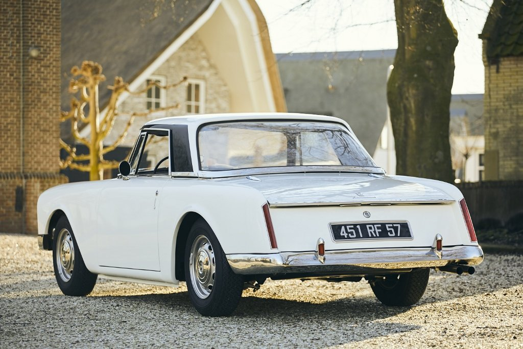 Facel Vega Facellia 1960 'Factory experimental test car' For Sale (picture 3 of 6)