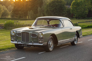 1956 FACEL VEGA FV2B, 1 of 74 examples built