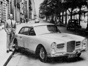 1956 Facel Vega HK500