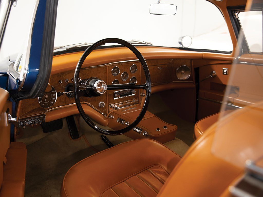 1961 Facel Vega HK500  For Sale by Auction (picture 4 of 6)