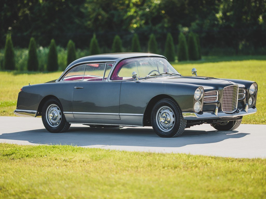 1961 Facel Vega HK500 Sport Coupe  For Sale by Auction (picture 1 of 6)