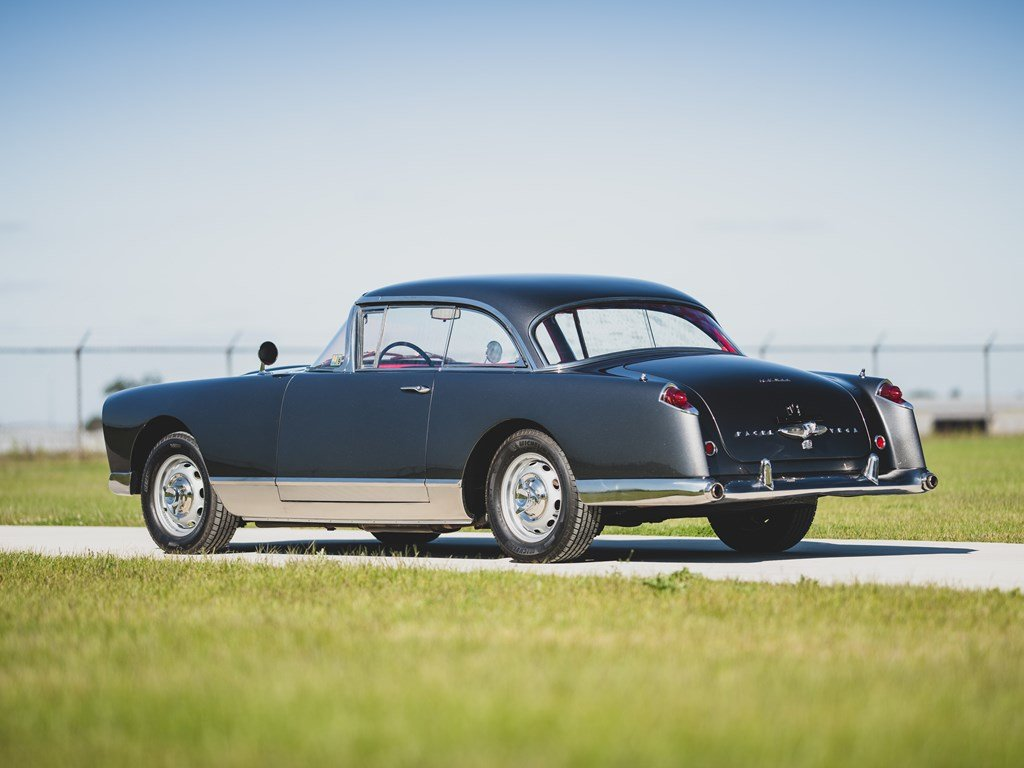 1961 Facel Vega HK500 Sport Coupe  For Sale by Auction (picture 2 of 6)