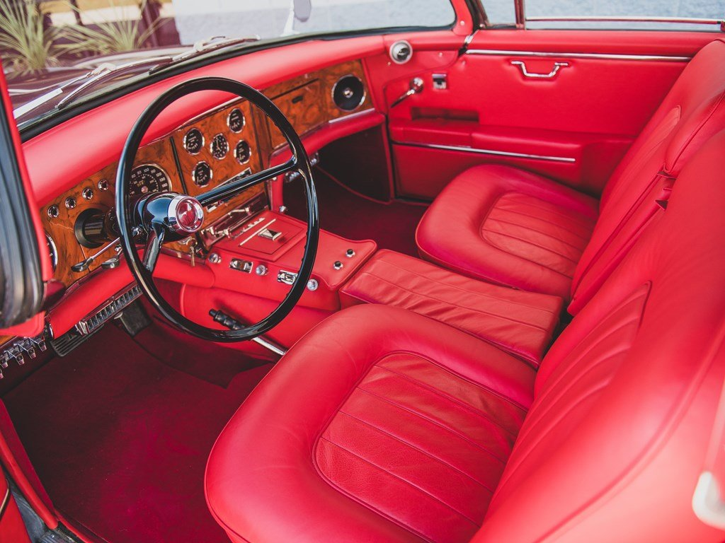 1961 Facel Vega HK500 Sport Coupe  For Sale by Auction (picture 4 of 6)
