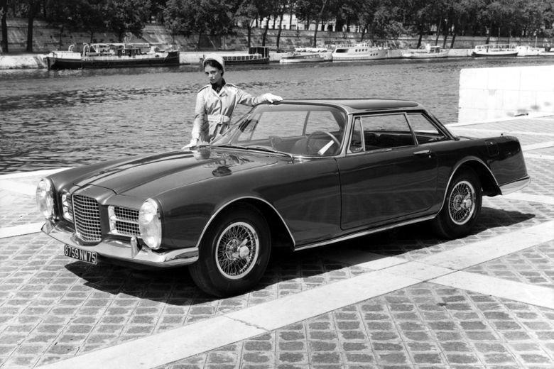 1962 Facel Vega Facel 2 For Sale (picture 1 of 1)