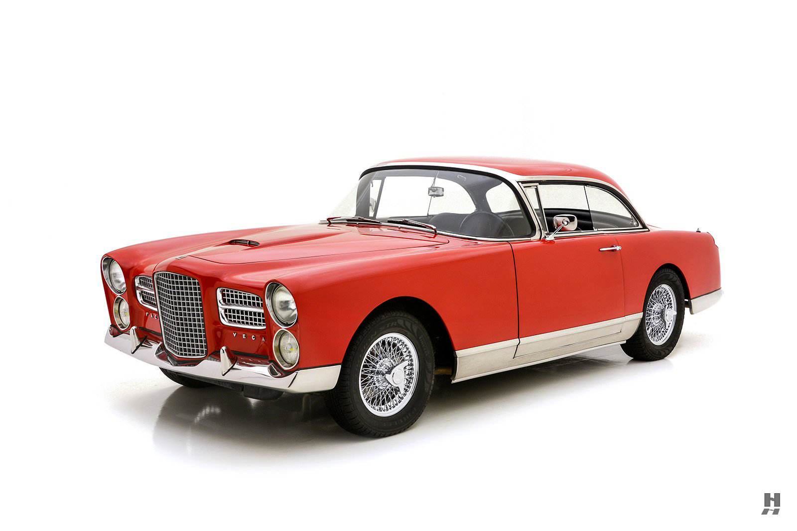 1958 Facel Vega HK500 Coupe For Sale (picture 1 of 6)