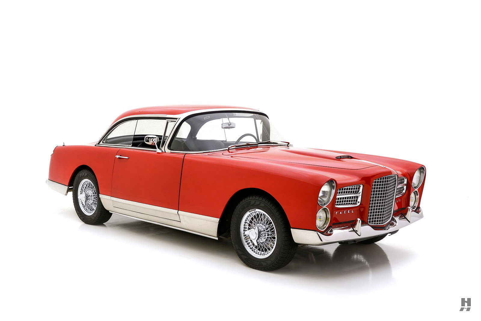 1958 Facel Vega HK500 Coupe For Sale (picture 2 of 6)
