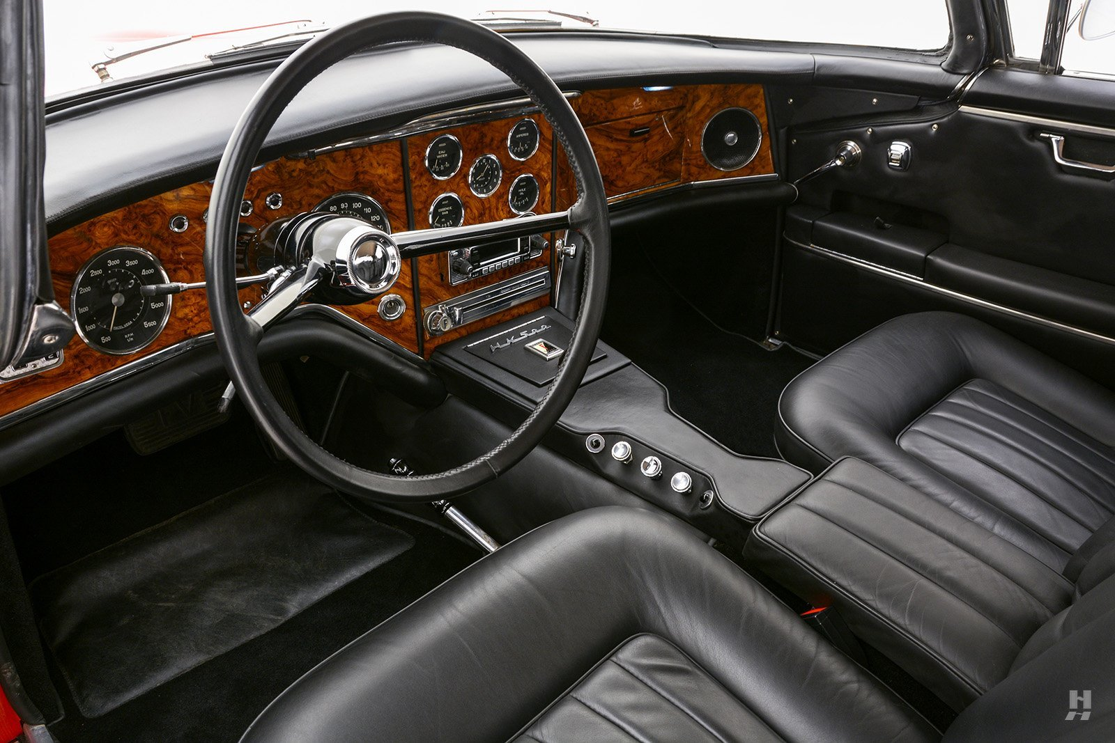 1958 Facel Vega HK500 Coupe For Sale (picture 4 of 6)