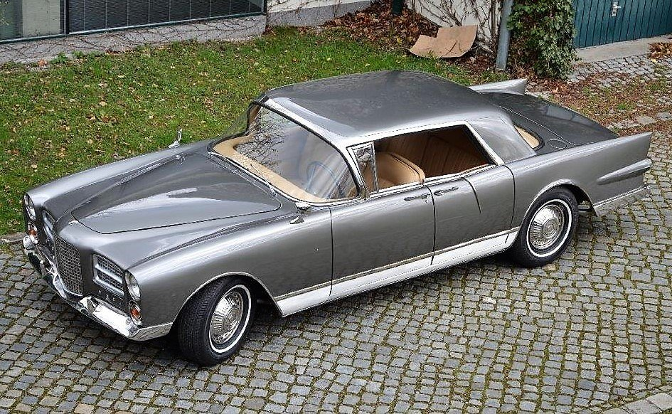 1959 Facel Vega Excellence #33 of 156 Produced Brilliant For Sale (picture 1 of 6)