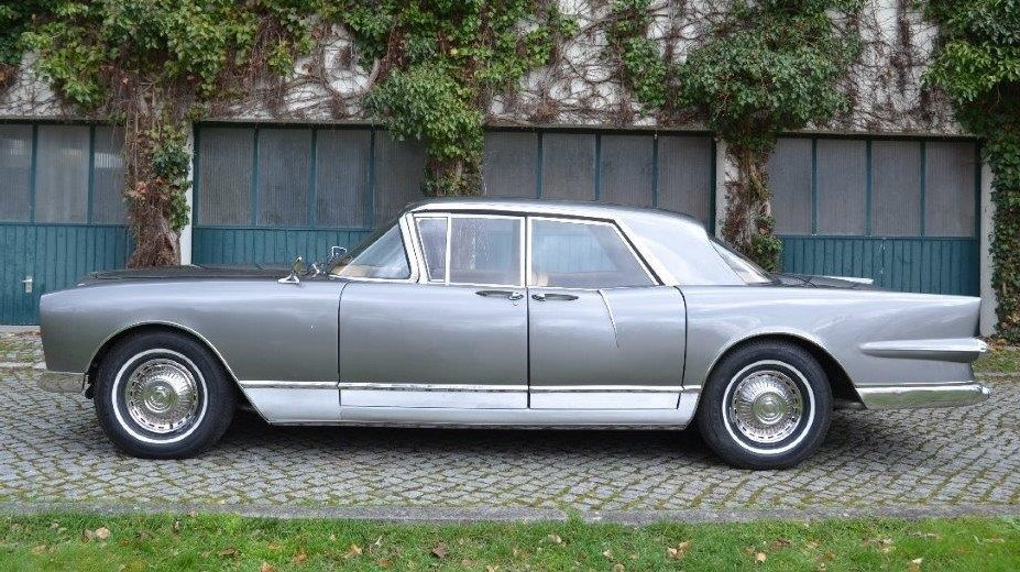1959 Facel Vega Excellence #33 of 156 Produced Brilliant For Sale (picture 4 of 6)
