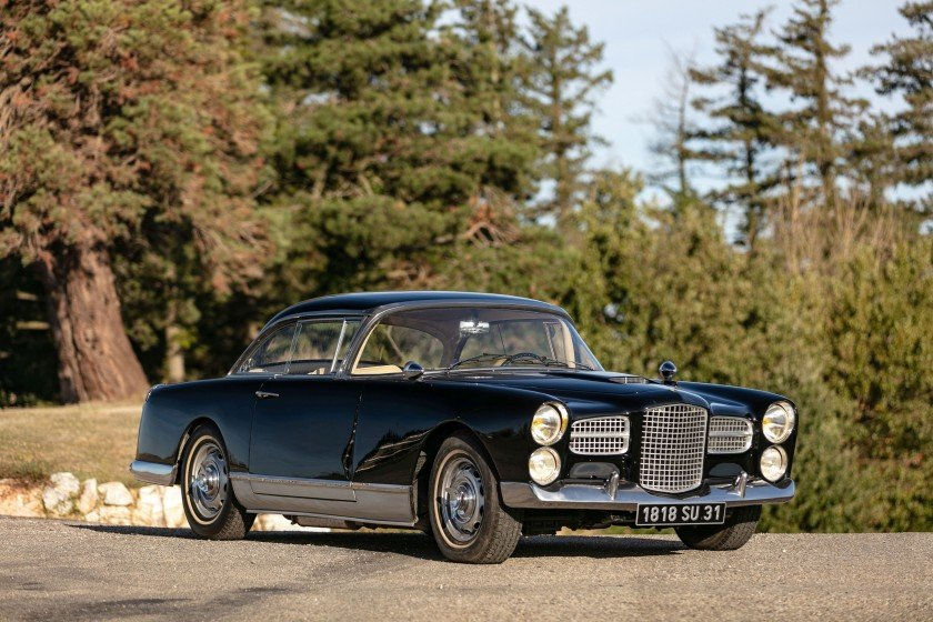 1960 Facel Vega HK 500  For Sale by Auction (picture 1 of 6)